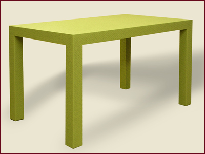 Catalog Item #100 - Parsons Table/Desk