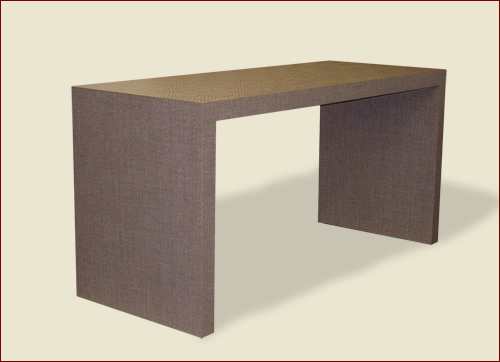 #100C Closed End Parsons Table